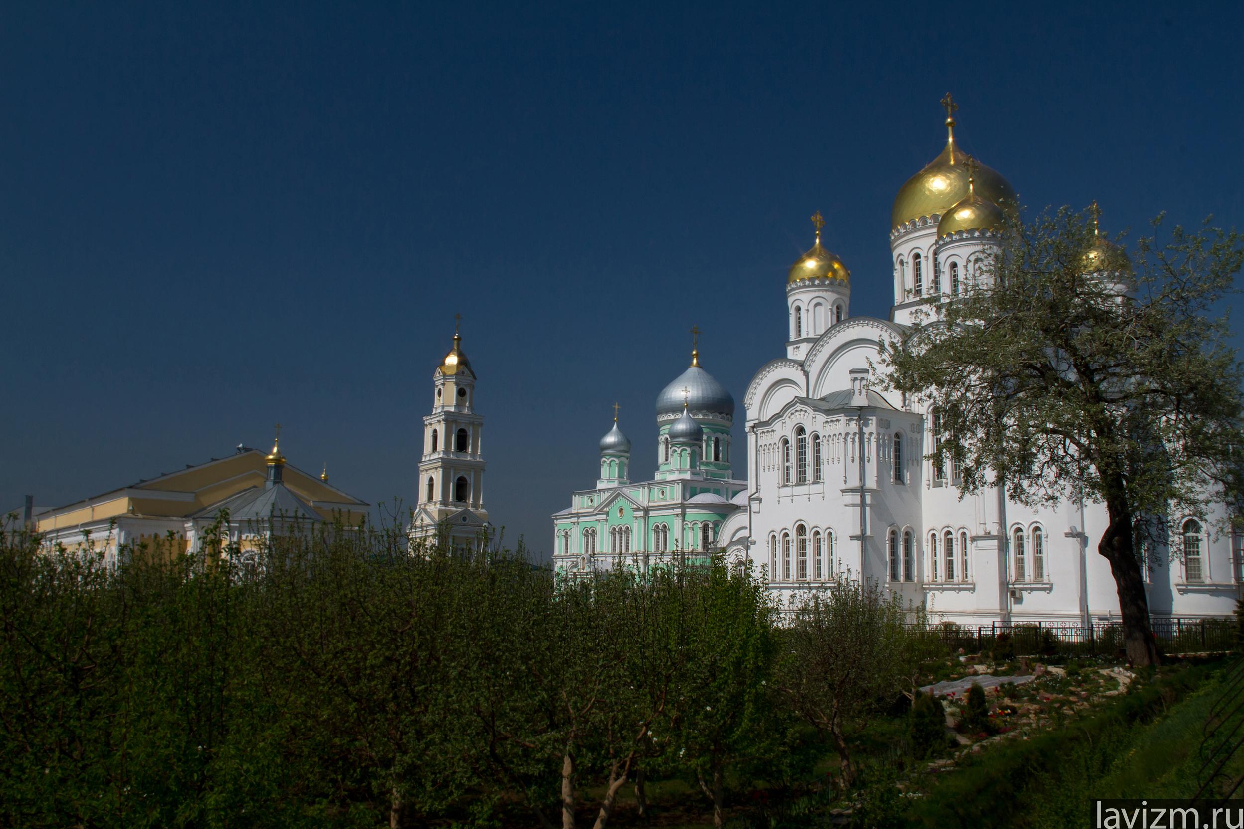 Преображенский собор и троицкий собор