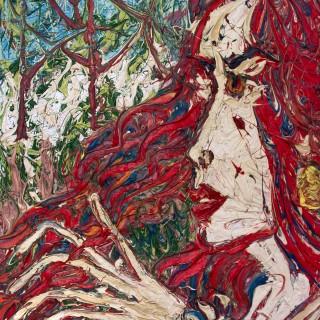 Портрет девушки Любава Лавизм