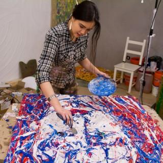 Как нарисовать портрет Лавизм и современное искусство
